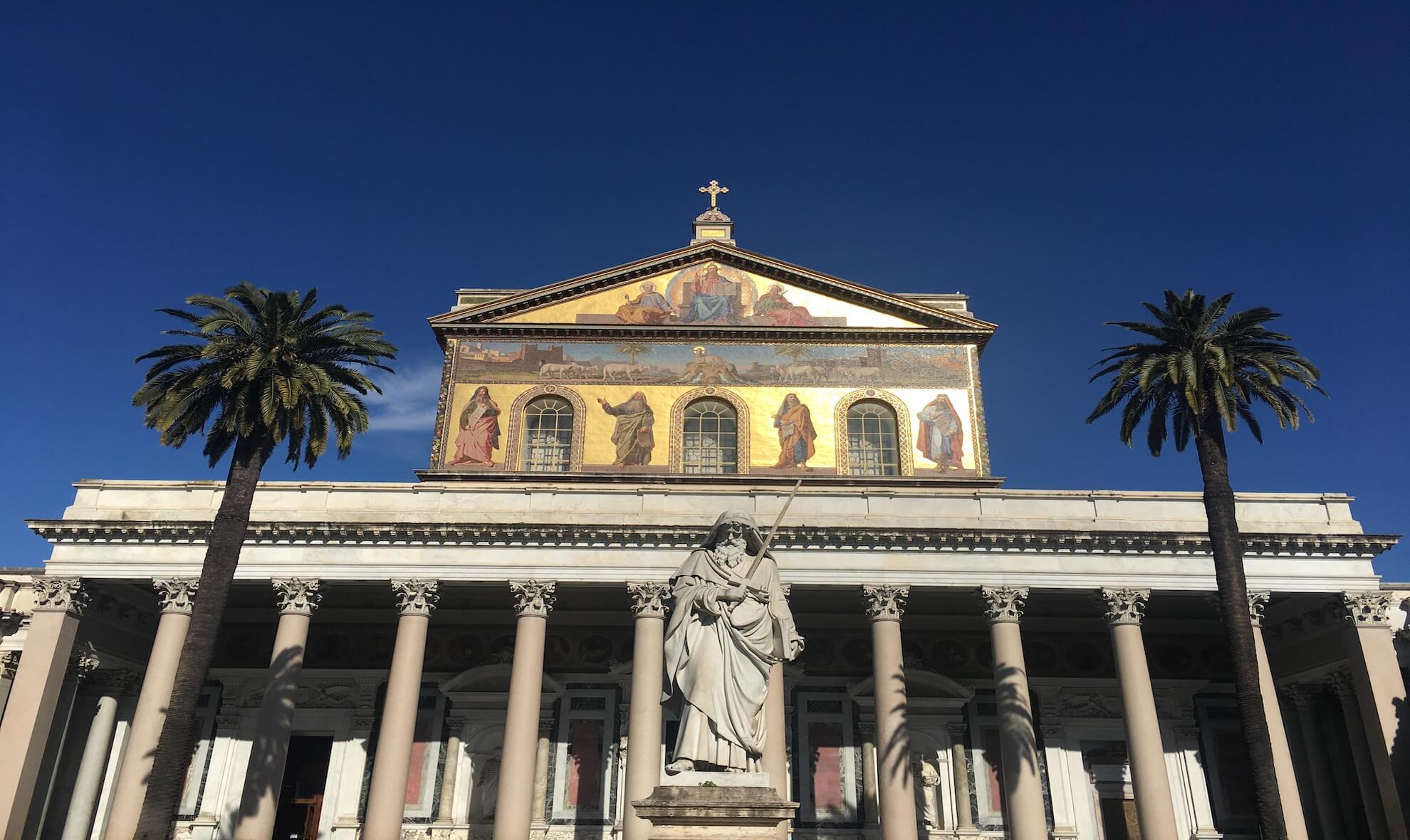 SAN PAOLO A ROMA | Grand Tour International